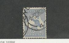 Australia, Postage Stamp, #8 Used, 1913 Kangaroo