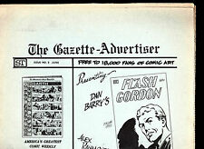 The Gazette-Advertiser (June 1973) #2 issue- fandom