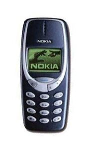 NEW Condition Nokia 3310 - Blue (Unlocked) Mobile Phone FREE POST NEVER USED