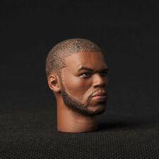 "12"" Figure HEADPLay Toy G Unit Rapper 50 Cent Curtis Jackson Man 1/6 Model Head"