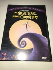 The Nightmare Before Christmas Tim Burton's