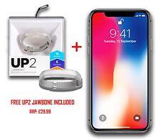 Apple iPhone X 64GB SIM-Free Smartphone - Space Grey- Brand New