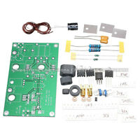 DIY KITS 45W SSB linear power amplifier for transceiver HF radio shortwave 40dB