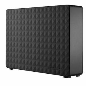 Seagate 4TB Expansion External Desktop Hard Drive USB3.0 HDD 3.5'STEB4000300 NEW