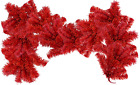 Rose Red Christmas Garlands Wedding Décor and Valentine's Day Decorations