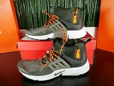 Nike Air Presto Mid Utility Cargo Khaki Men's Running Shoes 859524-301 Size 10