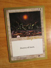 PL Magic The Gathering ARMAGEDDON Card WORLD CHAMPIONSHIPS Set Seattle 1998 MTG