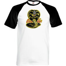 Cobra Kai Mens Funny Karate Kid Inspired T-Shirt Mr. Kesuke Miyagi Martial Arts