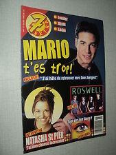 7 EXTRA 2002/15 (10/4/2002) MARIO NATASHA ST PIER ROSWELL MYLENE FARMER CAVIEZEL