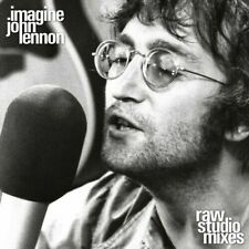 John Lennon Imagine The Raw Studio Mixes RSD 2019 vinyl LP NEW/SEALED