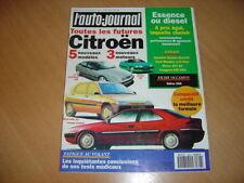 AJ N°6 1993 Peugeot 605 SRti.Rover 827 SC.Mondeo 2.0