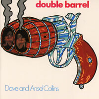 Dave & Ansel Collins : Double Barrel CD Expanded  Album (2018) ***NEW***