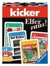 Ravensburger 262830 Kicker Elfer Raus