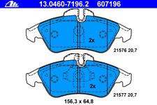 Bremsbelagsatz Scheibenbremse - ATE 13.0460-7196.2