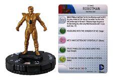 Dc Heroclix-World's Finest-ROBOTMAN # 005