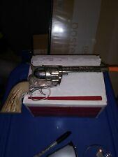 VINTAGE OLD 1959-65 MATTEL FANNER 50....Stag Grips
