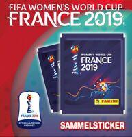 Panini Sticker Frauen WM France 2019 aus allen Stickern von 00-231 aussuchen