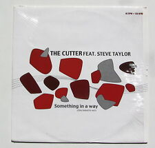 THE CUTTER feat S.TAYLOR..SOMETHING IN A WAY.. MAXI 45T