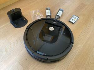iRobot Roomba 981 Rund Staubsaugerroboter