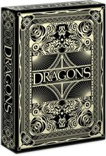 Dragons Unbranded Deck Playing Cards Poker Size USPCC Custom Limited New Sealed