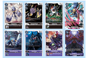 Digimon Card Game Tournament Pack Vol.1 Promo - Sealed Packs (x8) Promotional