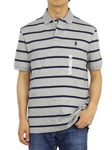 Polo Ralph Lauren Medium Fit Soft Touch Striped Short Sleeve Polo Shirt