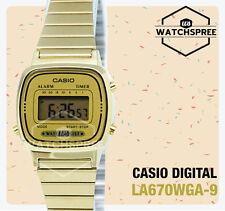 Casio Digital Watch LA670WGA-9D