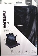 NEW SEALED AUTHENTIC TARGUS VERSAVU SLIM 360 ROTATION CASE IPAD AIR (THZ196US)