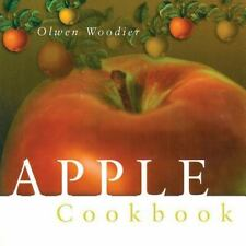Apple Cookbook Woodier, Olwen Paperback