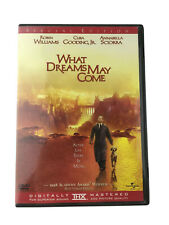 What Dreams May Come (Dvd, 2003) Robin Williams Drama