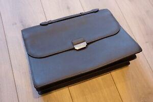 Aspinal Leather Portfolio Briefcase Bag
