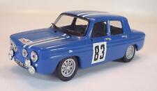 IXO Altaya 1/43 Renault 8 Gordini Tour de Corse blau #1922