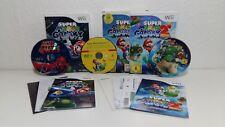 """Nintendo Wii Spiele """" Mario Galaxy 1 & Mario Galaxy 2 """""""