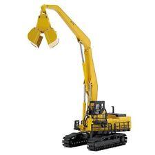 Komatsu pc1100lc-6 Crane sobres máquina con 3-cáscaras-activando 1:50 Joal