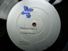 "Weekend Players 21st Century 12"" vinyl #1509"