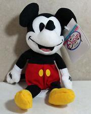 "Disney Mini Bean Bag Plush Mickey Mouse 30""s look"