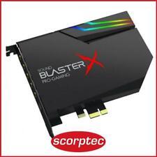 Creative Sound BlasterX AE-5 Plus Hi-Res PCIe Gaming Sound Card