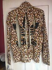 Adidas Jeremy Scott Leopard Jacket