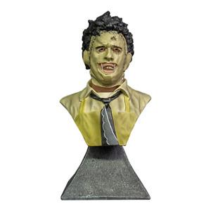 Texas Chainsaw Massacre Leatherface Mini Bust Trick or Treat Studios New