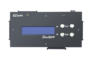 EZ Dupe 1:3 Portable Hard Drive Duplicator/Sanitizer 18GB/Min HDD Copier/Eraser