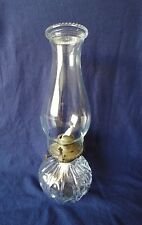 Vintage Lamplight Farms Oil Lamp Made in USA