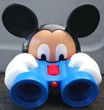 New listing Vintage Mickey Mouse Toy Binoculars, Walt Disney Disneyland Souvenir Disneyworld