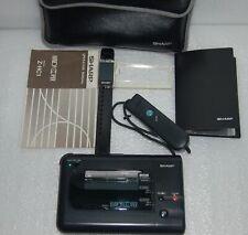 Sharp Z-HC1 Handy Copier Portable Scanner Printer Hand Held  Vintage 1987