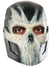 Child's Marvel Captain America Civil War Crossbones 1/2 Mask Costume Accessory