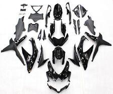 Suzuki  Gsxr 600 / 750 2008-2010  complete fairing bodywork – painted BLACK