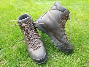 Scarpa Ladies Leather walking/climbing boot Vibram sole eu40 uk6.5