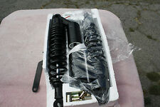 "Piggyback Reservoir Shocks BLACK 13 1/2"" E/E  HARLEY STREET 750 500 adjustable"