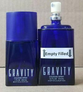 GRAVITY by Coty Cologne Spray