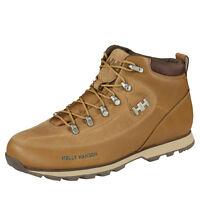 HELLY HANSEN THE FORESTER BOOTS HERREN OUTDOOR SCHUHE STIEFEL BRAUN 10513-730