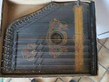 alte Volsonora Zither  Ovp und Spielblätter